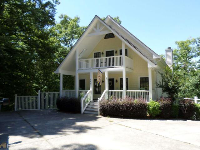281 Chestatee Vw, Dawsonville, GA 30534 (MLS #8434980) :: Buffington Real Estate Group