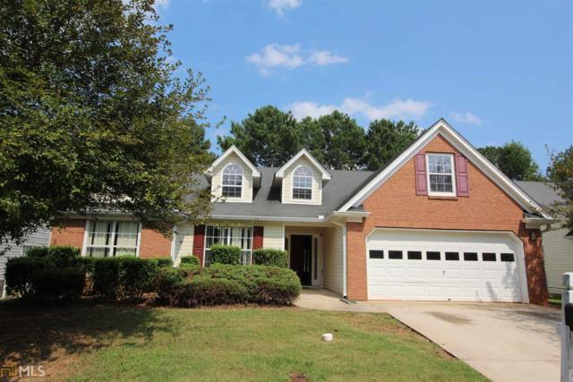 2803 Hillvale Cove Drive, Lithonia, GA 30058 (MLS #8436442) :: Buffington Real Estate Group