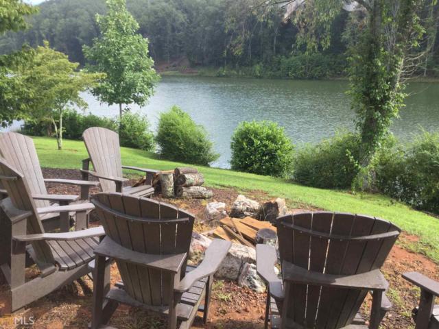 0 Lake Watch Pt #106, Cleveland, GA 30528 (MLS #8437082) :: Ashton Taylor Realty