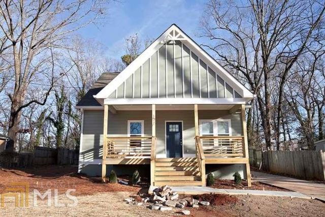 1692 Terry Mill Rd, Atlanta, GA 30316 (MLS #8437789) :: Anderson & Associates