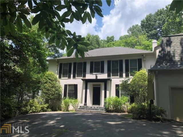 95 Blackland Rd #18, Atlanta, GA 30342 (MLS #8437857) :: Keller Williams Realty Atlanta Partners