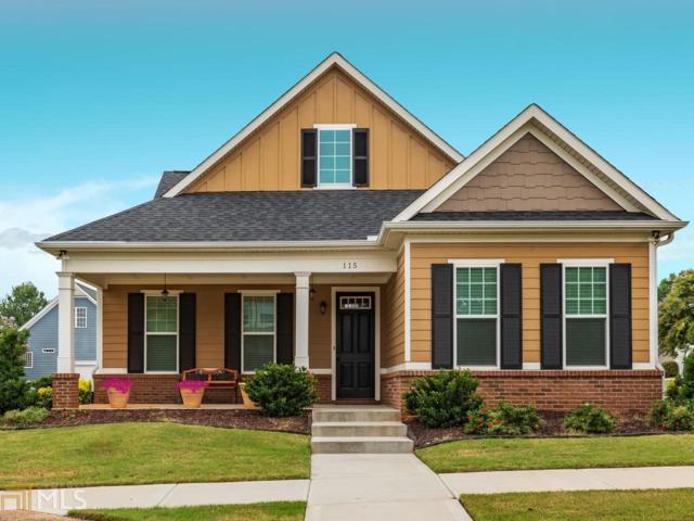 115 Linton Hall Hollow, Fayetteville, GA 30214 (MLS #8439222) :: Anderson & Associates