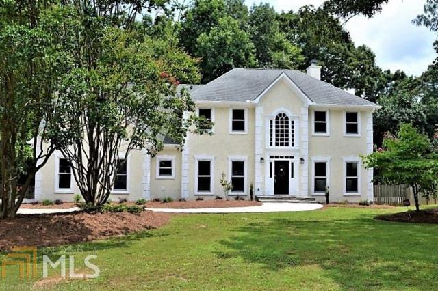 105 Walden Dr, Fayetteville, GA 30214 (MLS #8439327) :: Anderson & Associates