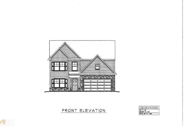 57 Hill Top Cir #7, Grantville, GA 30220 (MLS #8439959) :: Buffington Real Estate Group