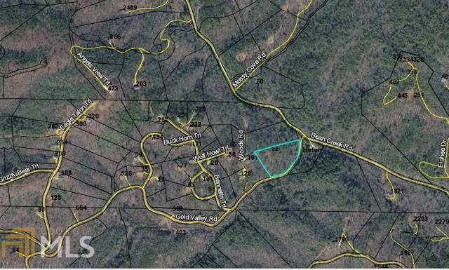 0 Gold Valley Rd #3, Sautee Nacoochee, GA 30571 (MLS #8441475) :: Rettro Group