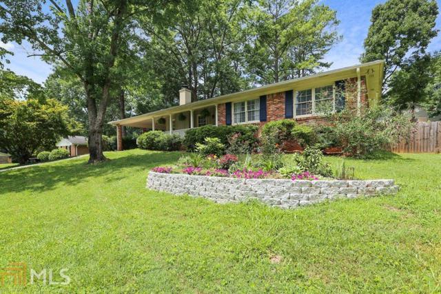 4226 Fawn Ln, Smyrna, GA 30082 (MLS #8444254) :: Anderson & Associates