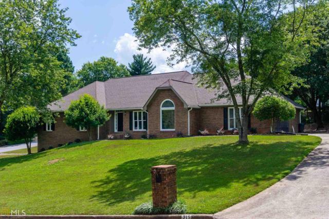 315 Saddle Creek Ln, Roswell, GA 30076 (MLS #8444315) :: The Durham Team