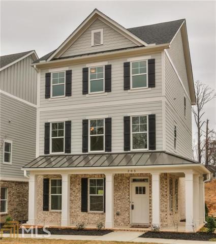 205 Highland Park Pt, Woodstock, GA 30188 (MLS #8444431) :: Anderson & Associates