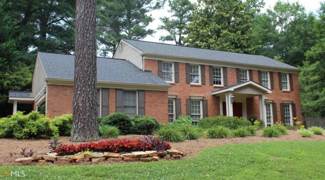 106 Pheasant Dr, Marietta, GA 30067 (MLS #8444440) :: Keller Williams Realty Atlanta Partners