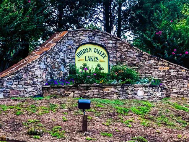 0 Hidden Valley Lakes #38, Mccaysville, GA 30555 (MLS #8444445) :: Rettro Group