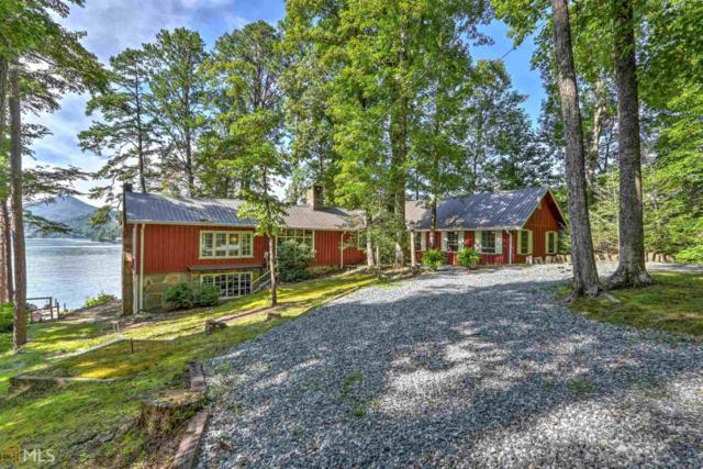 901 E Wildcat Rd #168, Clarkesville, GA 30523 (MLS #8444660) :: The Heyl Group at Keller Williams