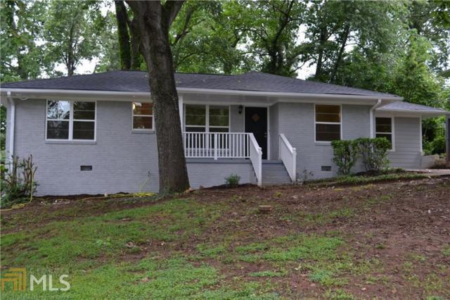 1772 Flintwood Dr, Atlanta, GA 30316 (MLS #8445790) :: Ashton Taylor Realty