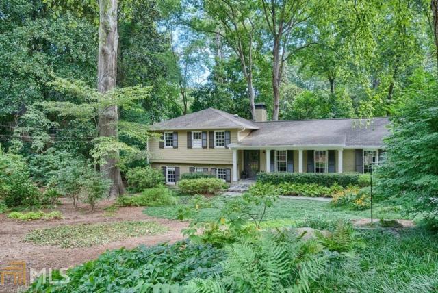 1120 Winding Creek Trl, Atlanta, GA 30328 (MLS #8446411) :: Anderson & Associates