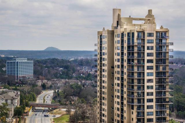 3481 Lakeside Dr #1205, Atlanta, GA 30326 (MLS #8447186) :: Keller Williams Realty Atlanta Partners