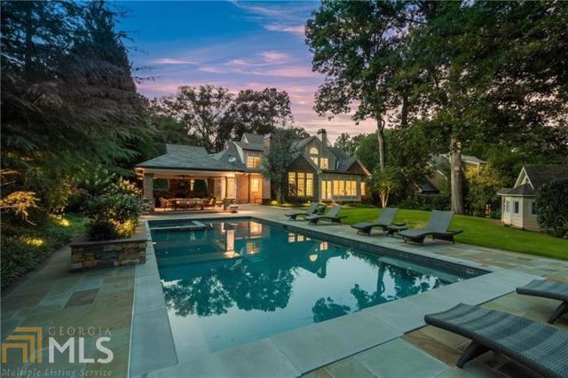 4605 E Conway Dr, Atlanta, GA 30327 (MLS #8447991) :: Buffington Real Estate Group