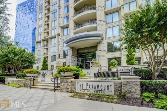 3445 NE Stratford Rd #3304, Atlanta, GA 30326 (MLS #8449322) :: Keller Williams Realty Atlanta Partners