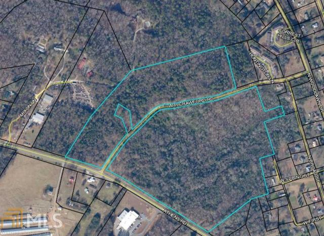 0 Athens Rd, Crawford, GA 30630 (MLS #8450781) :: The Holly Purcell Group