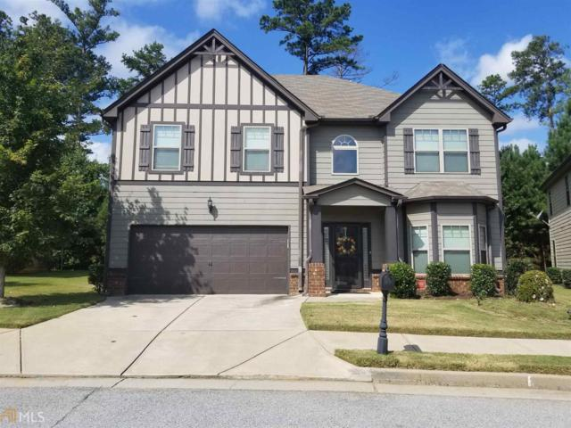 270 Sylvan Loop, Fayetteville, GA 30214 (MLS #8451675) :: Keller Williams Realty Atlanta Partners