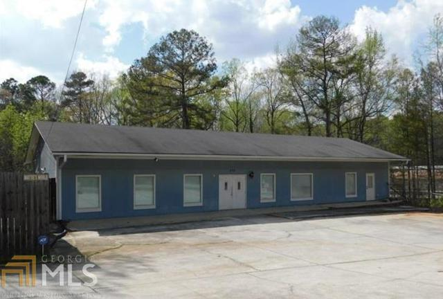 533 Plaza Dr, Monroe, GA 30655 (MLS #8452251) :: Anderson & Associates