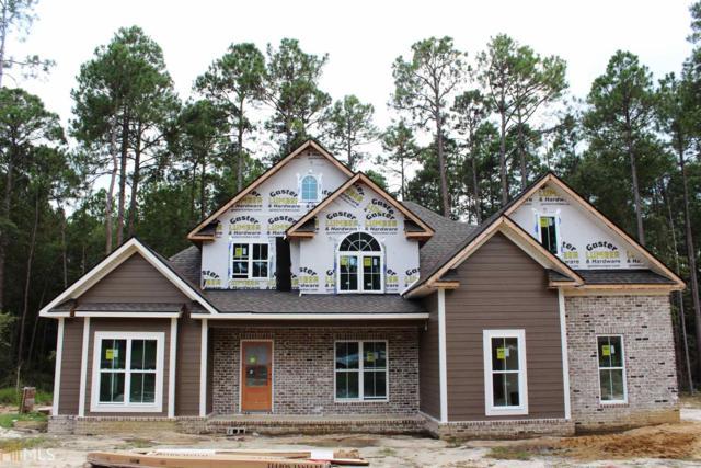 204 Plantation Trl, Statesboro, GA 30458 (MLS #8452263) :: Team Cozart