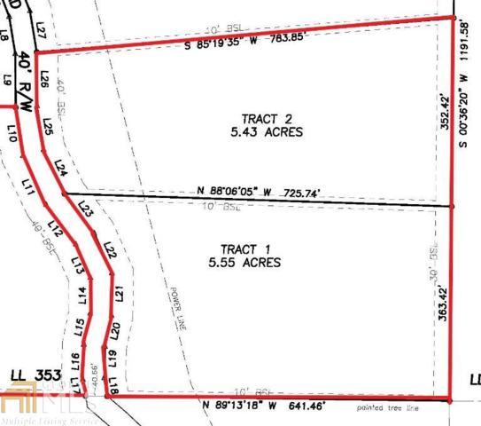 0 Youngs Station Rd 1&2, Cedartown, GA 30125 (MLS #8452533) :: Main Street Realtors