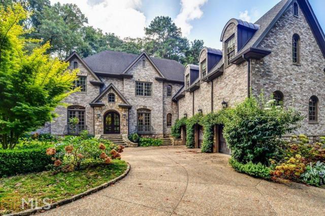 1118 W Wesley Rd, Atlanta, GA 30327 (MLS #8452751) :: Anderson & Associates