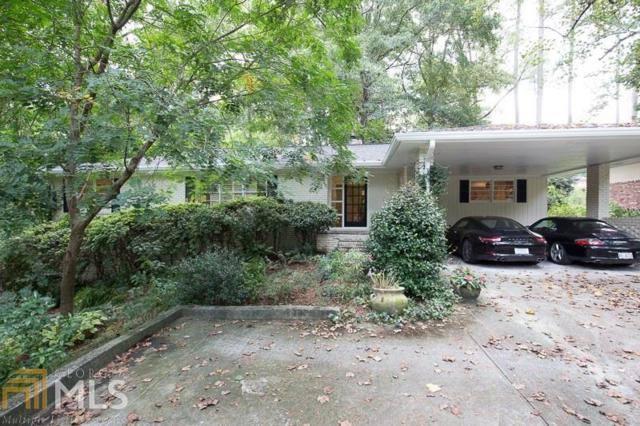 1030 Crane Rd, Atlanta, GA 30324 (MLS #8452866) :: Ashton Taylor Realty