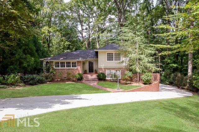 2900 Castlewood Dr, Atlanta, GA 30327 (MLS #8452917) :: Buffington Real Estate Group