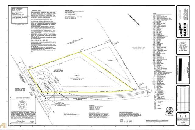 852 Pleasant Hill Church Rd Tract 1, Winder, GA 30680 (MLS #8454327) :: Anderson & Associates
