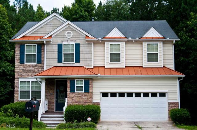 63 Creekmoore, Douglasville, GA 30134 (MLS #8455387) :: Keller Williams Realty Atlanta Partners
