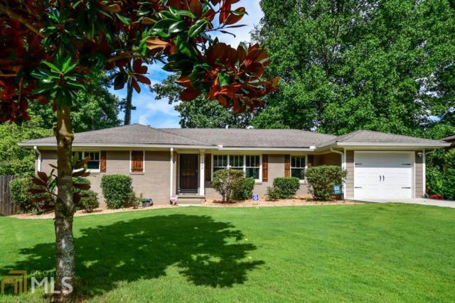 2369 Cloverdale Dr, Atlanta, GA 30316 (MLS #8455434) :: Anderson & Associates