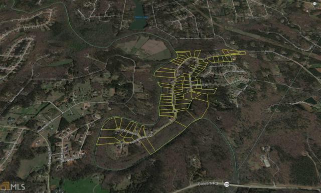 2087 Fontainbleau Dr Lot 50, Conyers, GA 30094 (MLS #8455729) :: Rettro Group