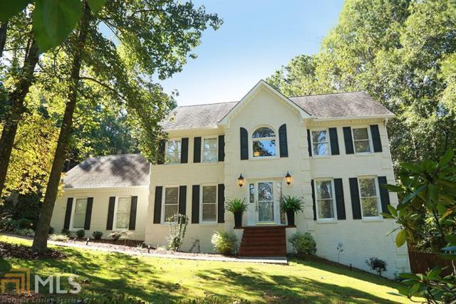 809 Pinehurst Drive, Woodstock, GA 30188 (MLS #8456335) :: Anderson & Associates