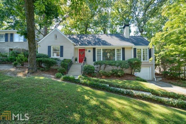 165 Beverly Rd, Atlanta, GA 30309 (MLS #8456484) :: Royal T Realty, Inc.