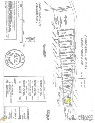 0 Payne Rd #13, Rentz, GA 31075 (MLS #8456751) :: The Heyl Group at Keller Williams