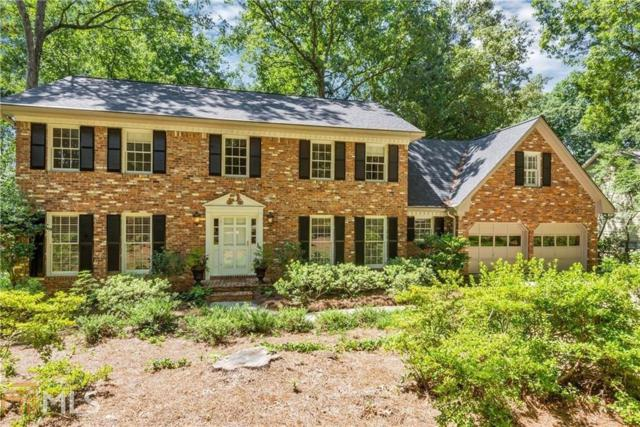 4651 Hunting Hound Ln, Marietta, GA 30062 (MLS #8456961) :: Keller Williams Realty Atlanta Partners