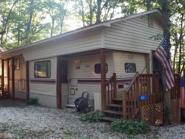 61 Mountain Park Blvd B11, Cleveland, GA 30528 (MLS #8457189) :: Ashton Taylor Realty