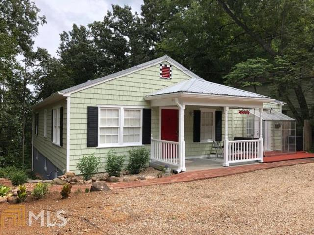 703 Skyview Dr, Marietta, GA 30060 (MLS #8457836) :: The Holly Purcell Group