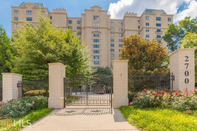 2700 Paces Ferry Road Se #702, Atlanta, GA 30339 (MLS #8457862) :: Keller Williams Realty Atlanta Partners