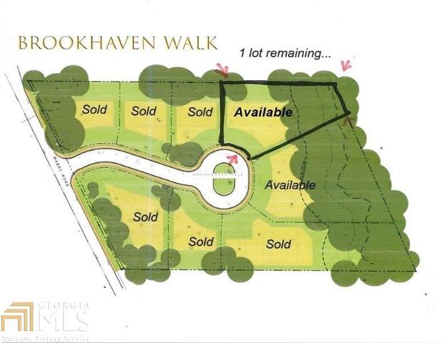 1152 Brookhaven Walk Way #274, Brookhaven, GA 30319 (MLS #8458020) :: Team Cozart