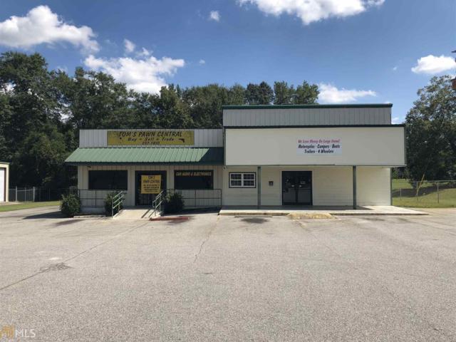 216 N Coleman St, Swainsboro, GA 30401 (MLS #8459536) :: Ashton Taylor Realty