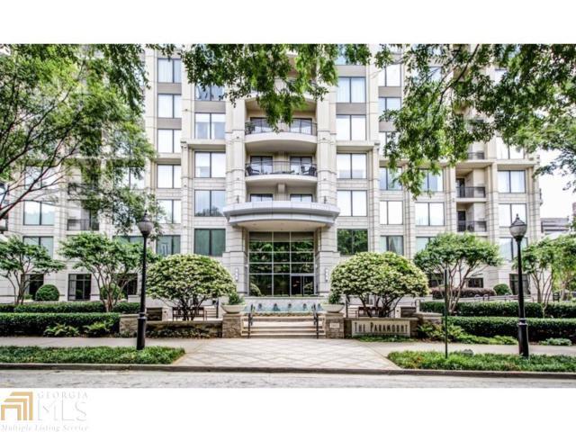 3445 NE Stratford Rd #1104, Atlanta, GA 30326 (MLS #8460111) :: Keller Williams Realty Atlanta Partners