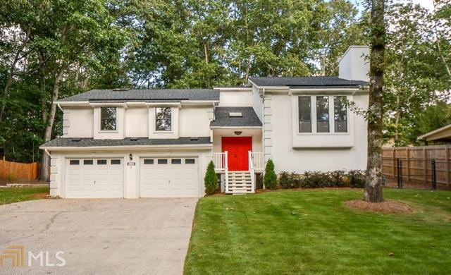 510 Ridgemont, Roswell, GA 30076 (MLS #8460289) :: Ashton Taylor Realty
