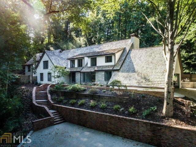 450 Valley Rd, Atlanta, GA 30305 (MLS #8460401) :: Keller Williams Realty Atlanta Partners