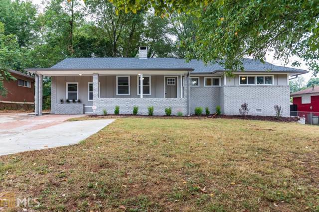 3409 Homera Pl, Decatur, GA 30032 (MLS #8460661) :: Buffington Real Estate Group