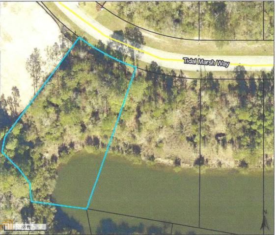0 Tidal Marsh Way #411, St. Marys, GA 31558 (MLS #8460863) :: Ashton Taylor Realty