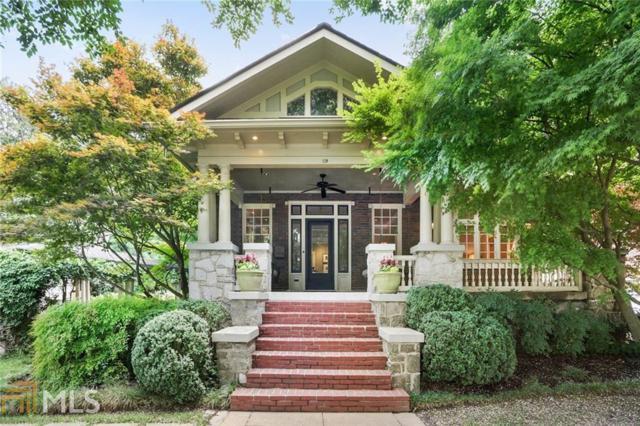 119 Peachtree Cir, Atlanta, GA 30309 (MLS #8461052) :: Royal T Realty, Inc.