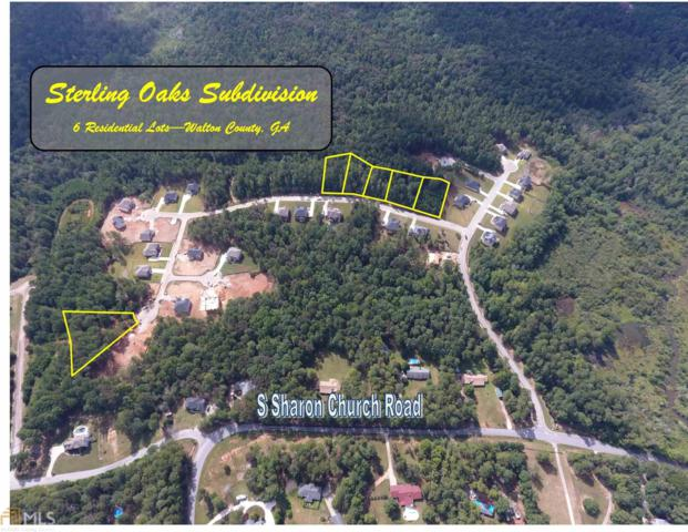 0 Cherrywood Dr And Meadowwood Dr 6 Lots, Loganville, GA 30052 (MLS #8461567) :: Buffington Real Estate Group
