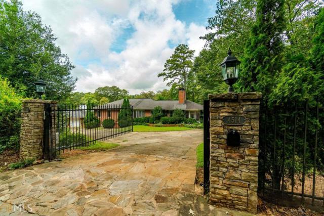 4514 Stella Dr, Sandy Springs, GA 30327 (MLS #8461669) :: Buffington Real Estate Group
