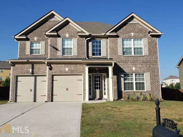 307 Silver Oak Dr, Dallas, GA 30132 (MLS #8463704) :: Buffington Real Estate Group